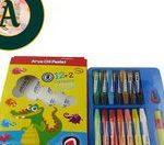 فروشگاه اینترنتی خرید انلاین مداد رنگی و شمعی