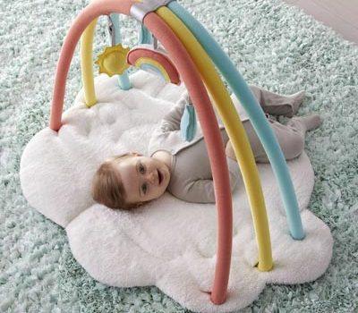 اسباب بازی نوزاد 1 تا 6 ماهه