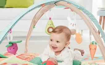 تشک و پارک بازی نوزاد و کودک