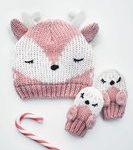 شال و کلاه و دستکش نوزاد و بچه گانه