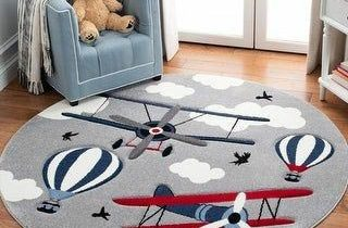 فرش پسرانه