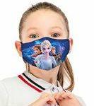 ماسک با طرح کودک - دخترانه