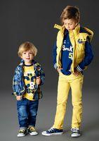 روانشناسی رنگ کودک و بچه ها در لباس و پوشاک