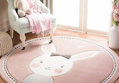 فرش اتاق نوزاد