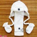 شال و کلاه و دستکش بچه گانه و نوزاد