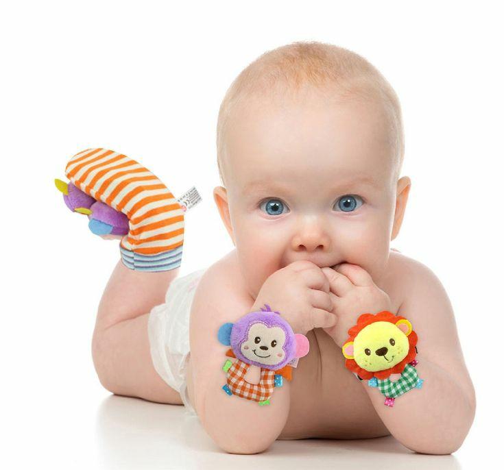 جغجغه نوزاد - دندان گیر نوزاد