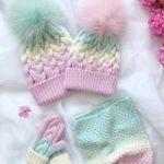 شال و کلاه نوزاد
