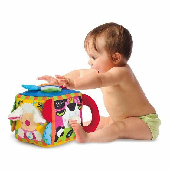 اسباب بازی متحرک و کوکی برای نوزاد