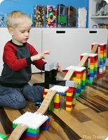 بازی لگو در بچه ها و کودکان چه نقشی دارد؟
