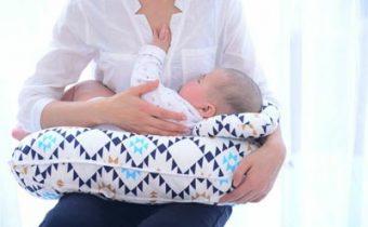 بالش مخصوص شیردهی نوزاد
