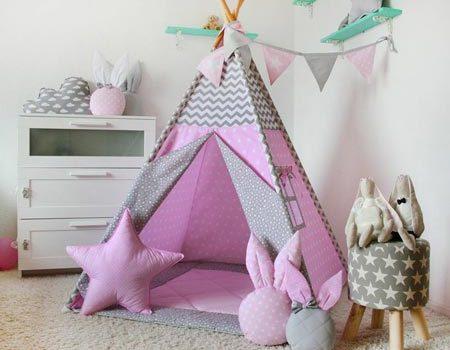 راهنمای خرید کلبه و چادر بازی کودک و نوجوان