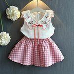 لباس مد دخترانه تابستانی جدید